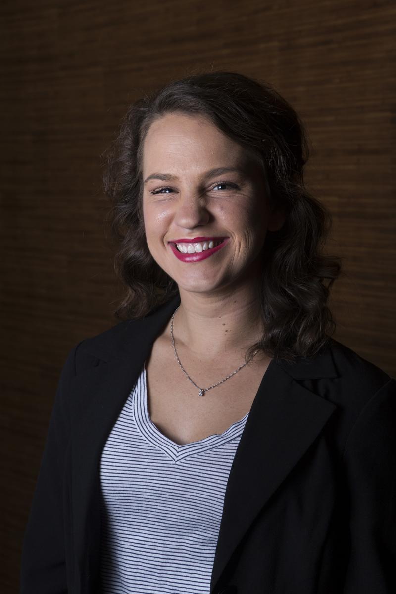 Emily Lorie portrait