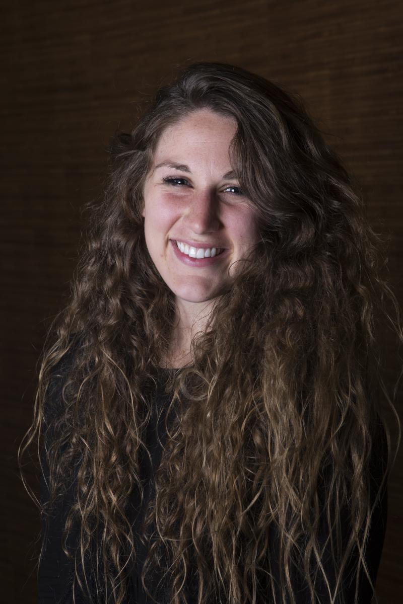 Sierra Hansen portrait